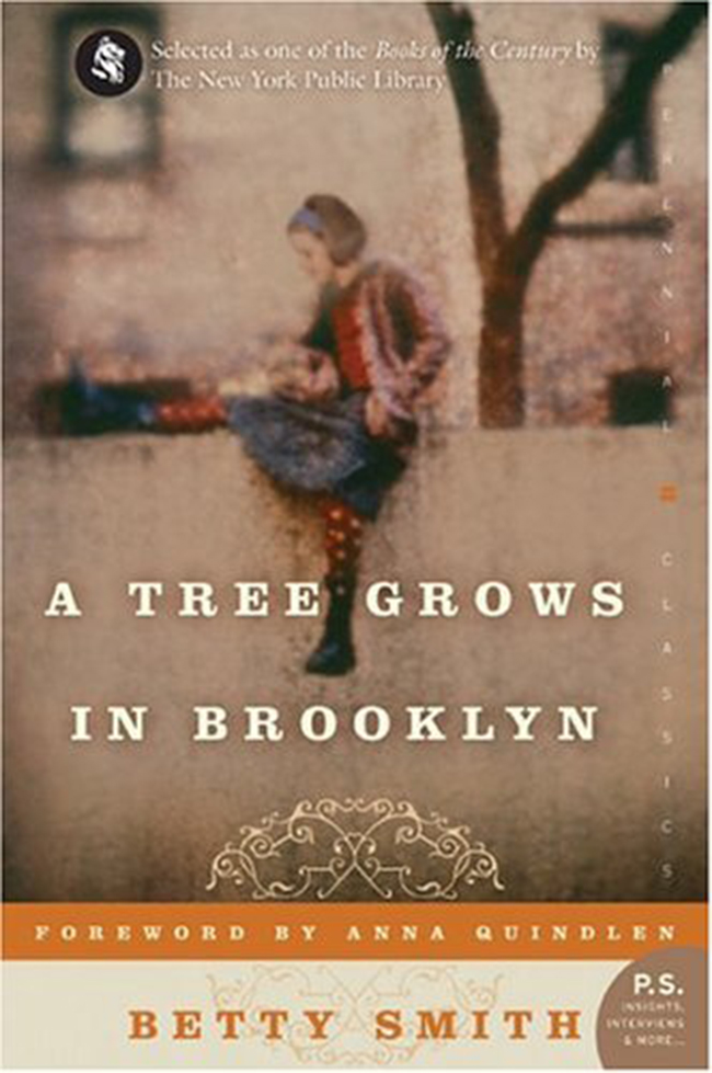 Review Of A Tree Grows In Brooklyn By Betty Smith The Book Stop