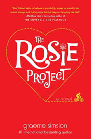 The Rosie Project by GraemeSimsion