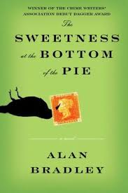 Mini Review: The Sweetness at the Bottom of the Pie by Alan Bradley