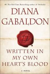 Getting all gushy about Diana Gabaldon and the latest Outlander book…
