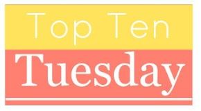 Top Ten Tuesday: Summer/Fall Book Releases
