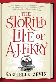 The Storied Life of A.J. Fikry by GabrielleZevin