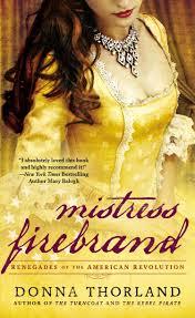 Mistress Firebrand by DonnaThorland