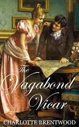 The Vagabond Vicar by Charlotte Brentwood