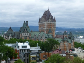 Back from Quebec: My Summer Vacation