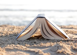 beach-reading