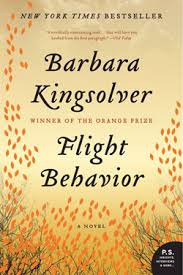 Flight Behavior by BarbaraKingsolver