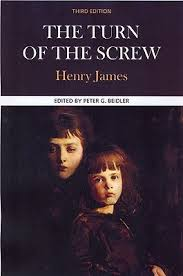 Spooky Halloween reads: The Turn of the Screw by Henry James
