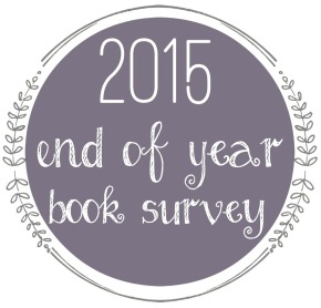 2015 in Reading and Blogging: an End of Year Survey