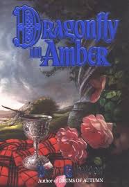 Dragonfly in Amber and Outlander, Season Two