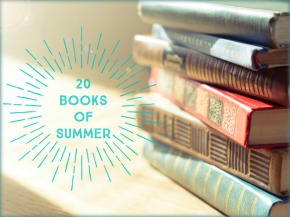 My August Reading Wrap Up: #20BooksofSummer