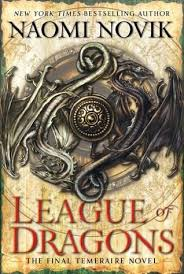 League of Dragons by NaomiNovik