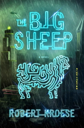 The Big Sheep by Robert Kroese