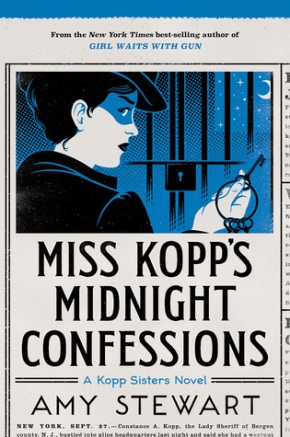 Miss Kopp's Midnight Confessions by AmyStewart