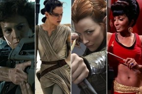 Developing strong female characters: one author responds to negative reviews by writing a better book